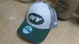 New Era 9FORTY NFL New York Jets hat cap MESH Size Adjustable - £14.46 GBP