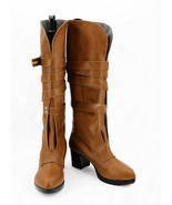 The Witcher 3: Wild Hunt Ciri Cosplay Boots for Sale - $64.00