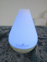 Young Living Dewdrop Essential Oil Ultrasonic Home Diffuser Dew Drop Design - $29.69