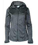 New womens COLUMBIA Rosemont Station Full Zip fleece lined hooded, S-M-L-XL - $64.90