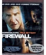 Firewall (HD DVD, 2006, HD-DVD/DVD Combo) - $5.95