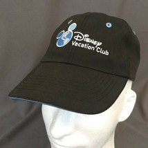 Disney Vacation Club Member Mickey Embroidered Strapback Baseball Hat Cap DVC - $18.33