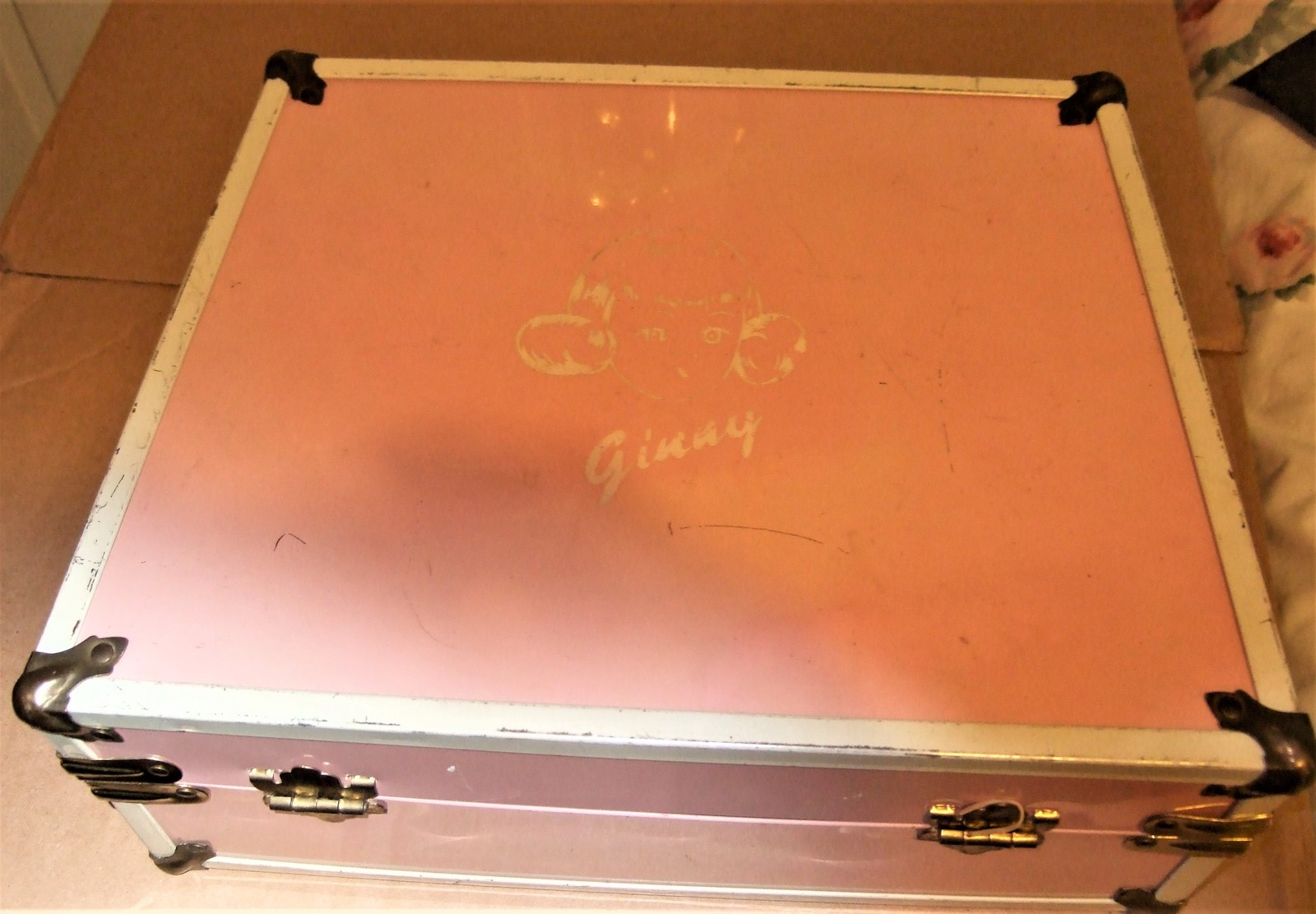 Ginny Doll Case - Ginny Vintage Case