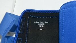 Cactus Gear Equine Equipment Large Hind Royal Blue Axiom Sport Boots Package 1 image 5