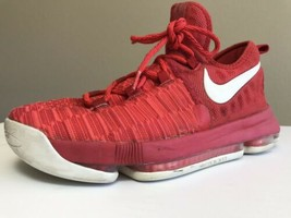 Nike Zoom Youth Size 6.5Y Kevin Durant KD9 (GS) 855908-611 Basketball Shoes - $39.57