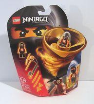 Lego Ninjago Airjitzu Cole Flyer 70741 Set Sealed - $19.95