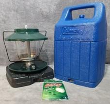 Vintage May 1985 Near Mint in Case Coleman 5152-700 2-Mantle Propane Lan... - $49.99