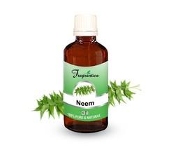 Fragrantica Neem Oil 100% Undiluted Natural Pure Uncut Carrier Oil 10 Ml - $9.34