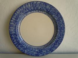 Hartstone Jewel Tones Sapphire Dinner Plate - $22.17