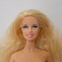Model Muse Barbie Smiling Face Blonde Hair Collector Doll - $24.74