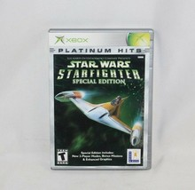 Star Wars Starfighter Special Edition (Microsoft Xbox, 2002) - Complete/... - $9.25