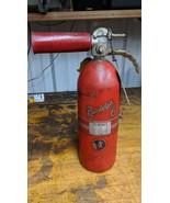 "VINTAGE RANDOLPH ""6"" FIRE EXTINGUISHER - $64.35"