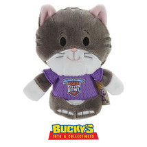 Cuddles Kitten Bowl Hallmark itty bitty bittys Football Trading Card Luc... - £7.79 GBP