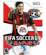 FIFA Soccer 09 All-Play - Nintendo Wii - $8.90