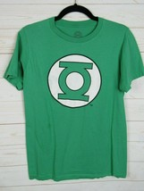 DC Comics Original Unisex Short Sleeve Green w/Green Lantern Logo Size S... - $7.99