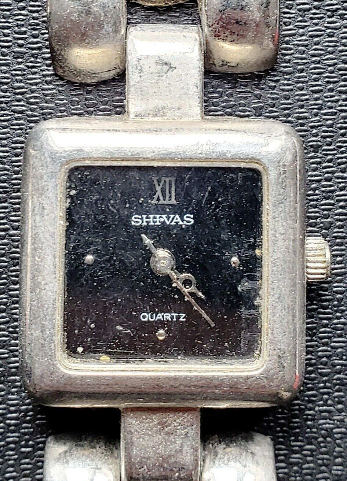 Vintage Shivas Women's Watch - Functional