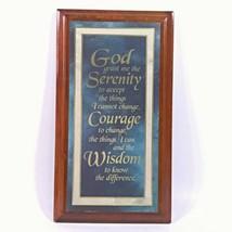 God Grant Me the Serenity Prayer Plaque - $5.94
