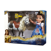 Disney Beauty and the Beast Belle and Philippe Doll with horse Jakks Pacific - $110.00