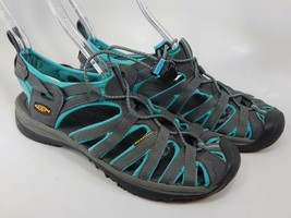Keen Whisper Size US 8.5 M (B) EU 39 Women's Outdoor Sport Sandals Grey 1003717
