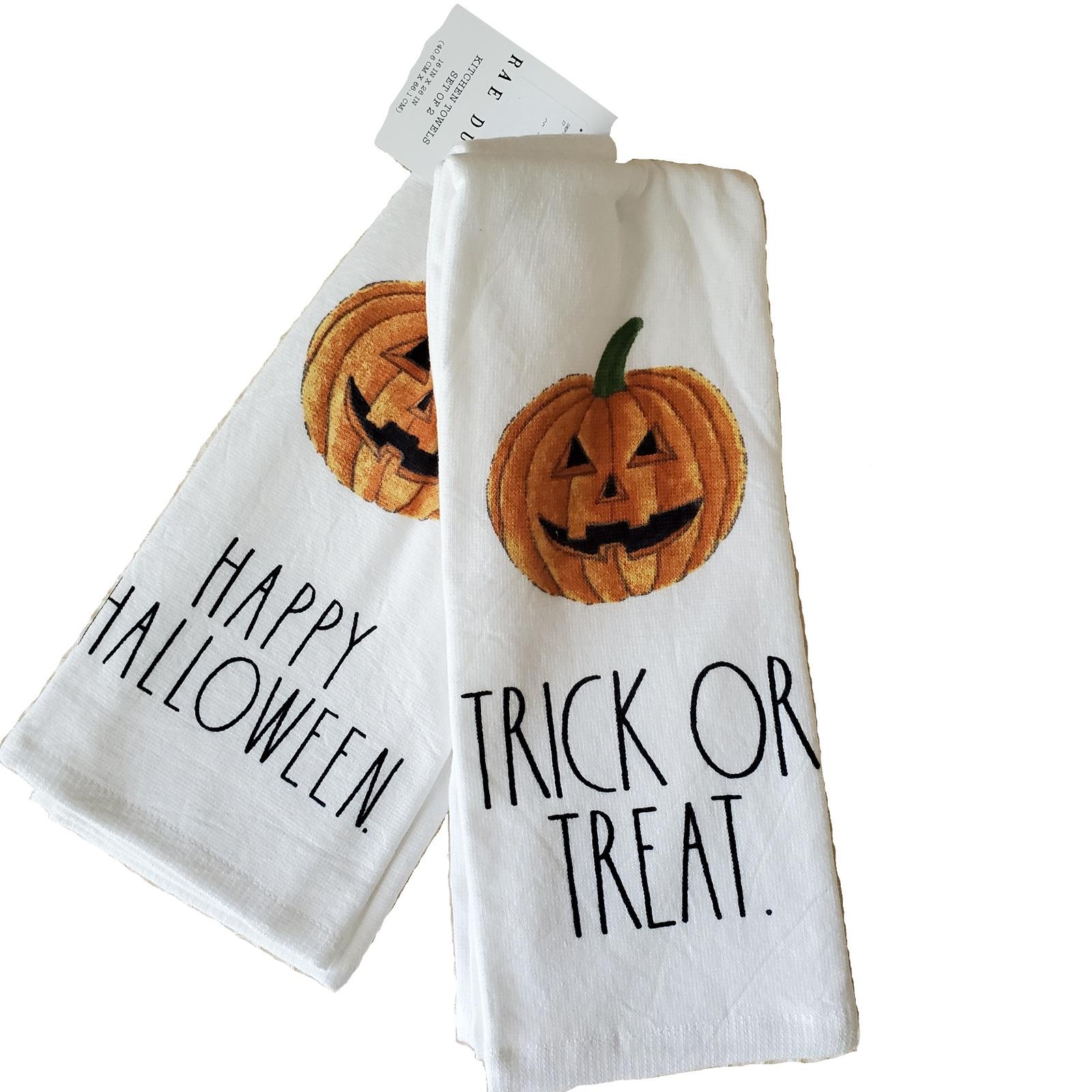Halloweentowels raedunn 1