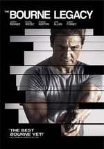 The Bourne Legacy (DVD, 2012) - $10.95