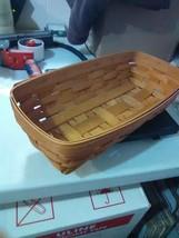 Longaberger Large Cracker Basket - 1994 - $11.91