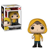 Funko Pop! Movies | It | George With Boat | Vinyl Figure #536 - $6.40