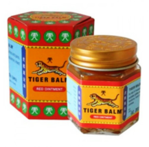 3 X Tiger Balm Herb Pain Relief Muscle Aches Pain Sprains Red Ointment 1... - $19.90