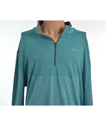 NEW! Nike Mens Button Full Zip Sweater Jacket - MSRP $120 2XL #726580 L/S - $44.80