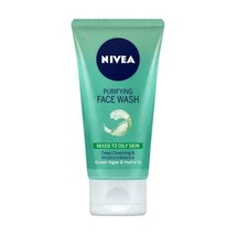 Nivea Purifying Face Wash For Mixed To Oily Skin - 55ml / 1.86 fl oz (Pack of 2) - $9.99