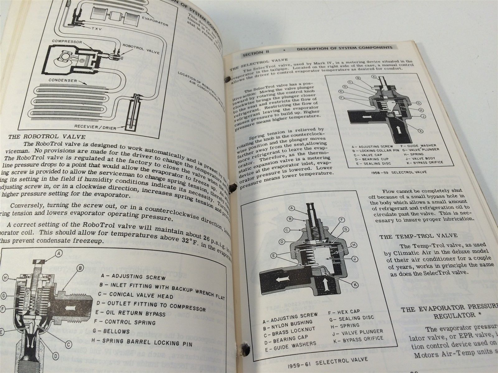 1967 Auto Air-Conditioning Service Manual - Draf Tool Co.