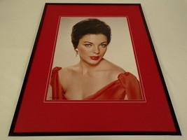Joan Collins 1960 Framed 16x20 Photo Display  - $52.00