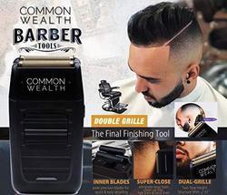 Common Wealth Professional Shaver Cordless Hypoallergenic Bump Free Gold Pro Foi image 6