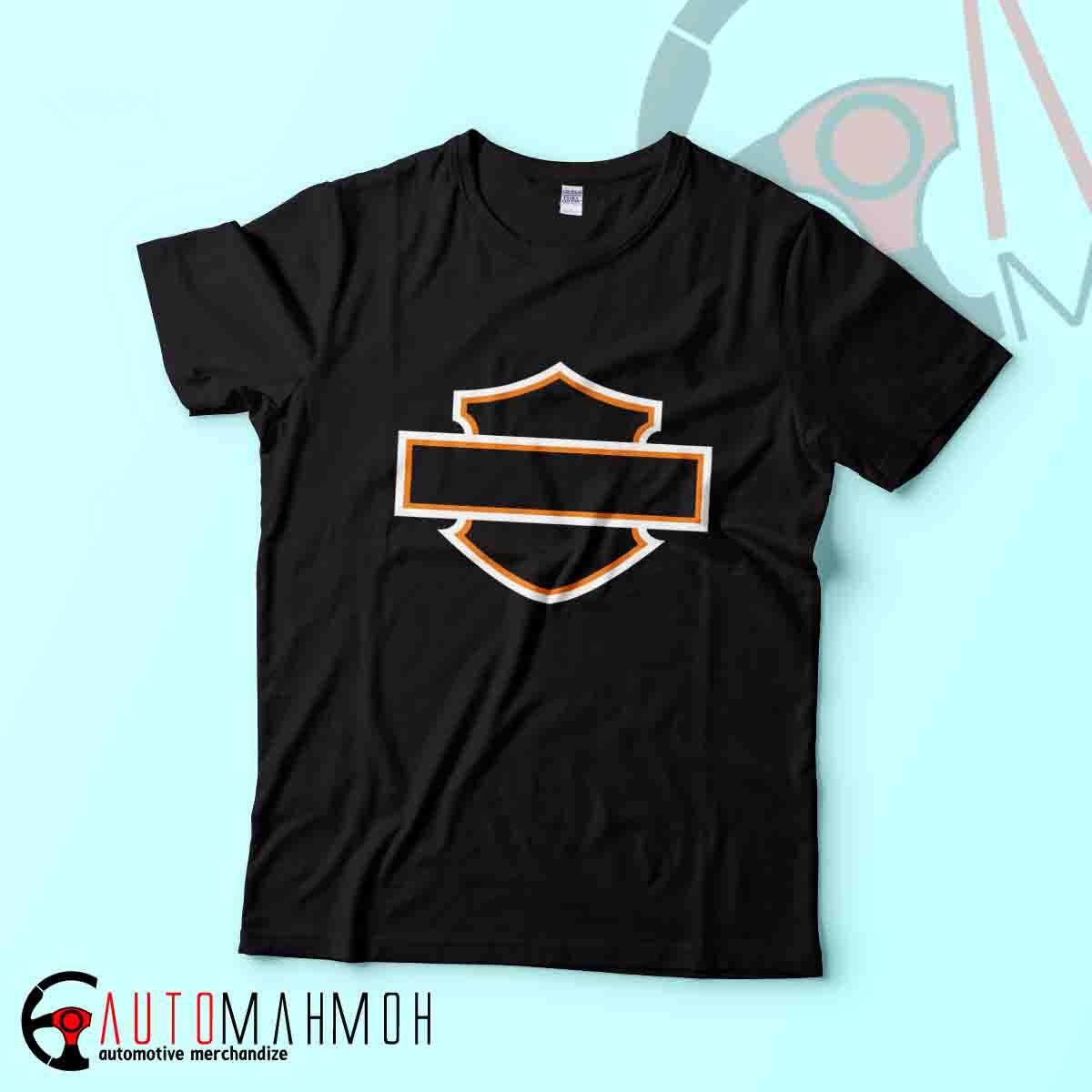 Harley Davidson Blank Logo Men Unisex T Shirt USA S M L XL 2XL
