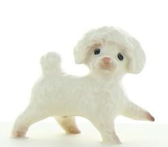 Hagen Renaker Dog Toy Poodle Ceramic Figurine image 1