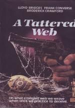 A Tattered Web DVD Lloyd Bridges, Frank Converse, Sallie Shockley - $19.99