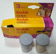 Kodak Gold 200, 35mm Color Film, 2 Pack, 24 Exposure Rolls, Free Shipping - $15.99
