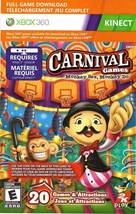Carnival Games, kinect xbox 360 game Full download card code [DIGITAL] - $4.33