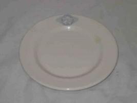 "Vintage 7 1/4"" Walker China Restaurant Ware Alabama ? Plate AS IS - $14.87"