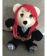"Black Widow Build a Bear BABW Marvel 9"" Mini Plush Stuffed Animal Toy NWOT - $45.48"