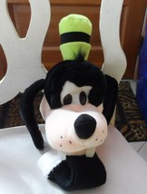 Disney Store Golf Club Head GOOFY GOLF Club COVER with lime green hat #2 image 1