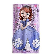 Disney Sofia the First Beach Towel Measures 30 X 60 Inches Disney Store - $29.95