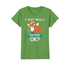 I just Really Like Foxes OK - $19.99+
