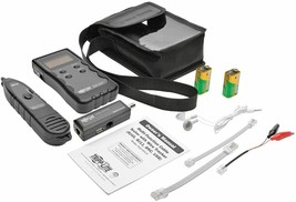Tripp Lite Cable Tester Wire Tracker Length Fault Location RJ45 RJ11 BNC USB - $212.99