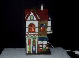Christmas in the City Corner Grocer - Dept 56-MINT IN BOX - $22.54