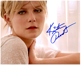 KIRSTEN DUNST  Authentic Original  SIGNED AUTOGRAPHED PHOTO W/COA 5848 - $40.00
