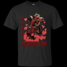 Funny Deadpool Graphics Tshirt Happy Valentine Day 2019 Gildan Shirt S-5... - $19.95+