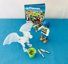 Playmobil Ice Sculpture Dragon Knights Castle Special Artist #5374 New - $4.95