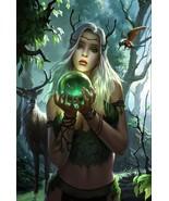 Haunted Ring Demon Nature Spirit Life Death Necromancer Druid Magic Psychic - $450.00