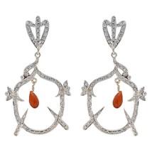 grand Multi 925 Sterling Silver Multi Natural jewelry CA gift - $33.17